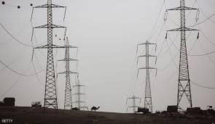 كهرباء إسرائيل تهدد بقطع الكهرباء عن المناطق الفلسطينية