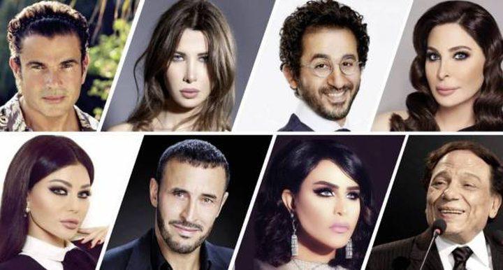 Forbes تُصدر قائمة المشاهير العرب.. ولبنان يتصدّر المركز الثاني (صور)