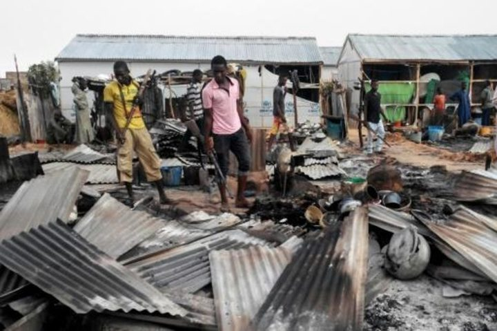 (28) قتيلًا و(82) جريحًا في نيجيريا بهجوم انتحاري