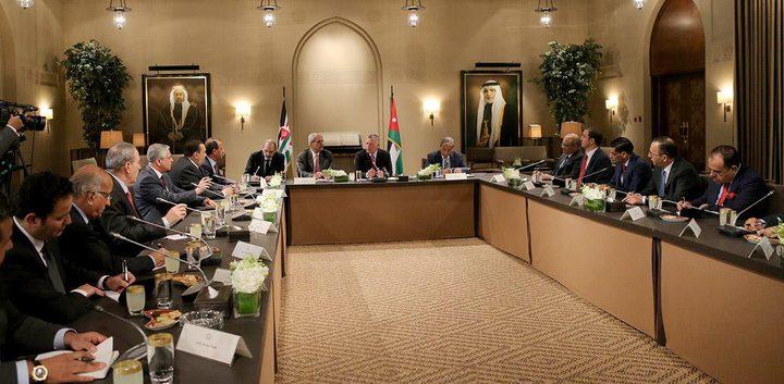 ملك الأردن يحيي صمود المقدسيين في الدفاع عن الأقصى