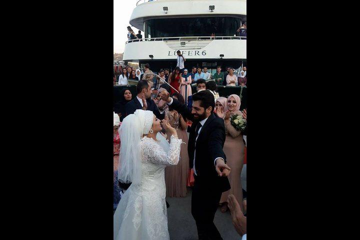 عقدة الكهرباء تلاحق عروسين من الضفة وغزة في تركيا