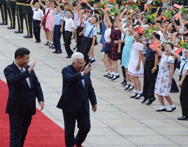 الصين تؤكد دعمها لمبدأ حل الدولتين