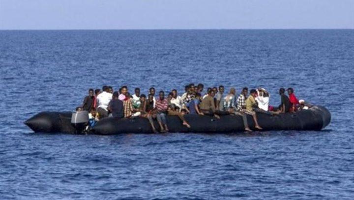 إسبانيا تنقذ 600 مهاجر خلال24 ساعة