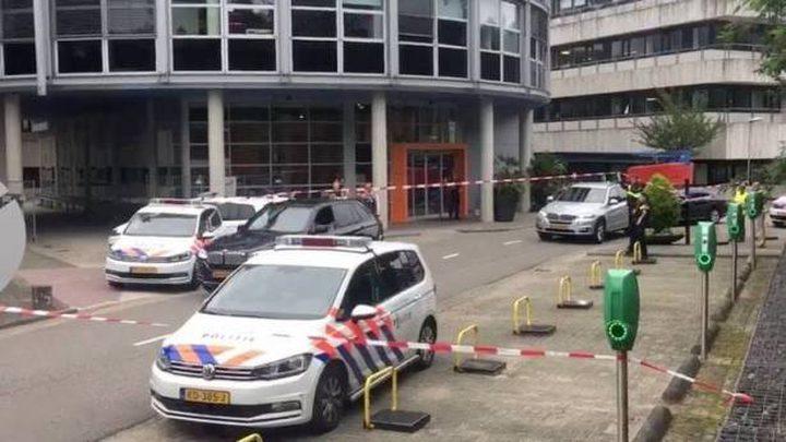 إحتجاز رهينة داخل مبنى الإذاعة بمدينة هولندية