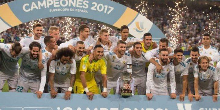 ريال مدريد يطرق أبواب الخماسية