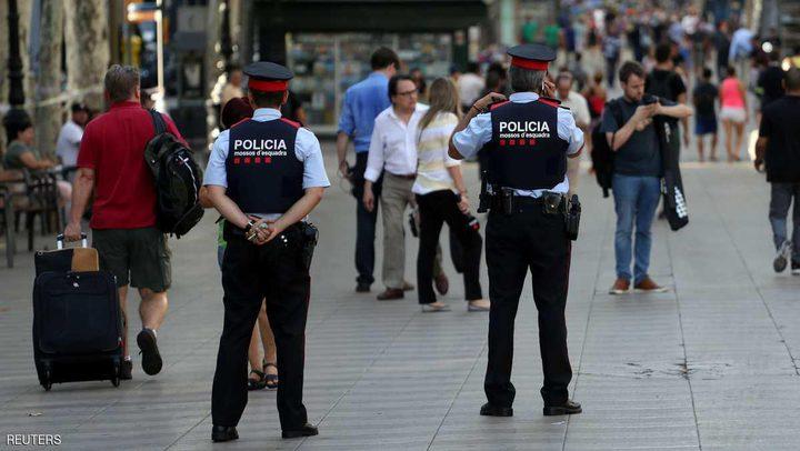 3 عرب بين المعتقلين على خلفية هجومي برشلونة