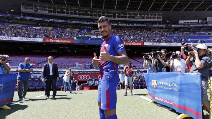 برشلونة يقدّم البرازيلي باولينيو وسط جدل حول جدوى الصفقة