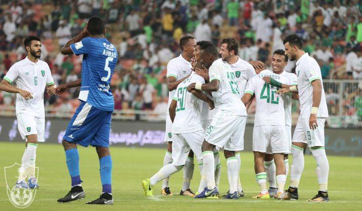 الأهلي يُسقط الفتح برباعية في الدوري السعودي