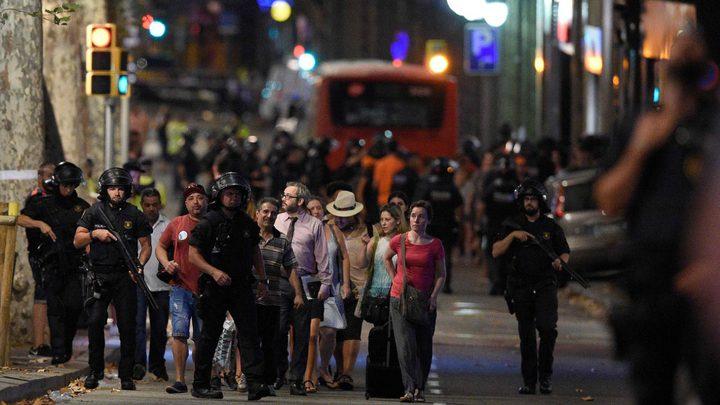 إرتفاع عدد قتلى هجومي برشلونة