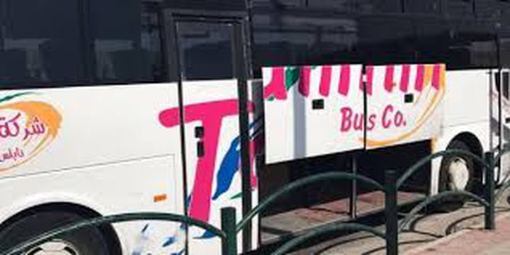 الإحتلال يصادر 4 حافلات من نابلس