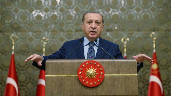 "اردوغان يهاجم غابريال : ""التزم حدودك"""