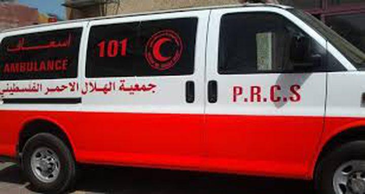 إصابة ثلاثة مواطنين بانفجار داخلي في خان يونس