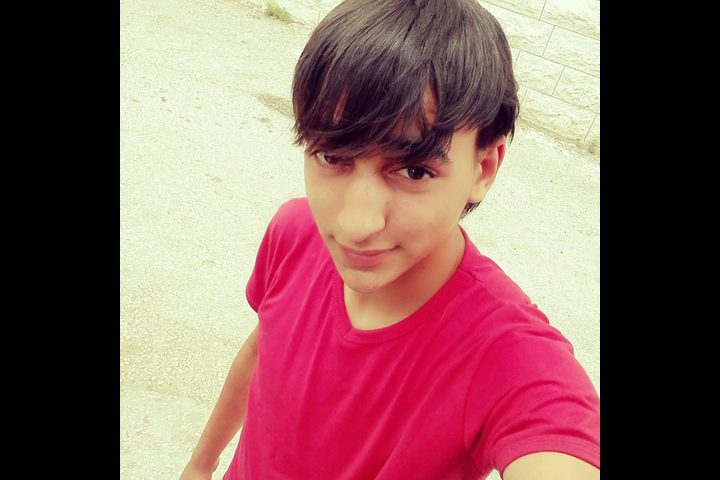 آخر ما نشره الشهيد قتيبة زهران منفذ عملية الطعن على حاجز زعترة جنوب نابلس