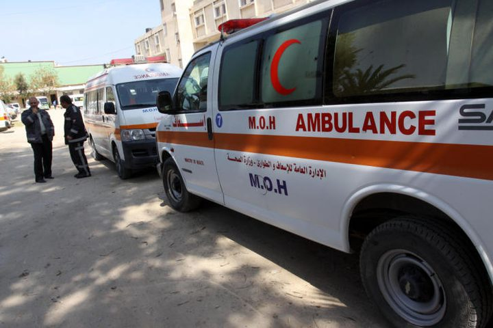 مصرع مواطنة وطفلتها دهساً غرب غزة