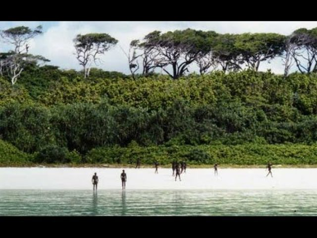 جزيرة سينتينل إن حاولت زيارتها سيقتلك سكانها!
