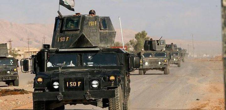 العراق يعلن بدء تطهير تلعفر من داعش
