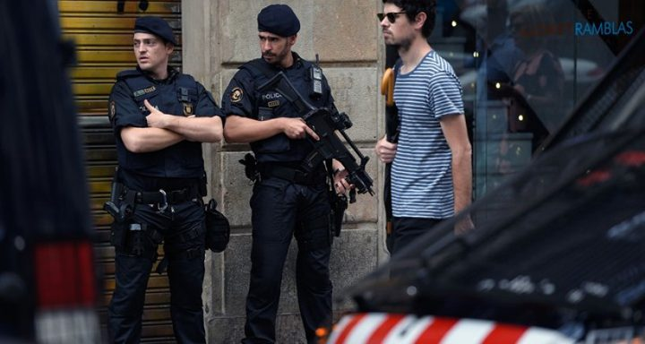 مفاجأة تم العثور عليها في منزل منفذي هجوم برشلونة