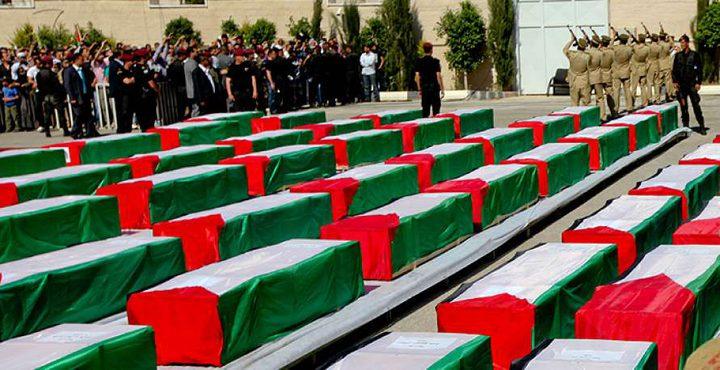 """""""الأسرى"""": لن يتم التصرف بجثامين الشهداء المحتجزة حتى أيلول"""