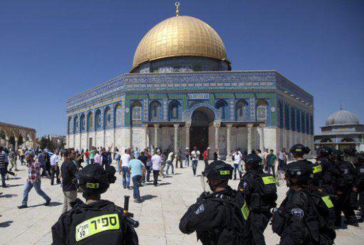 الرئاسة تجدد مطالبتها المجتمع الدولي بحماية الأماكن المقدسة
