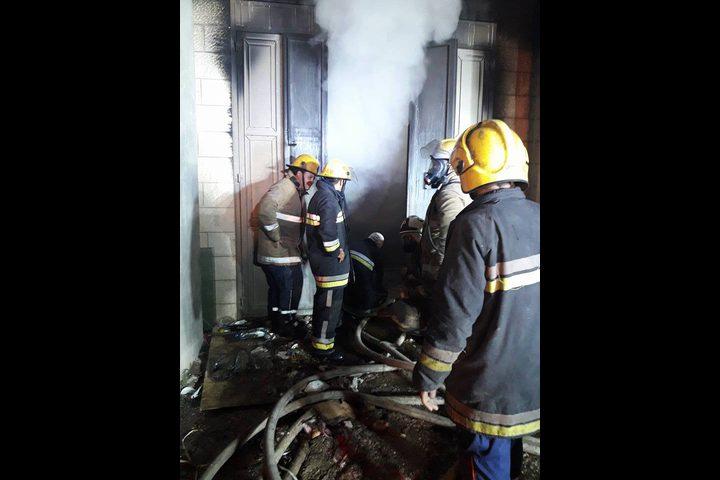 خلال 24 ساعة.. الدفاع المدني يتعامل مع 40 حادث حريق وإنقاذ