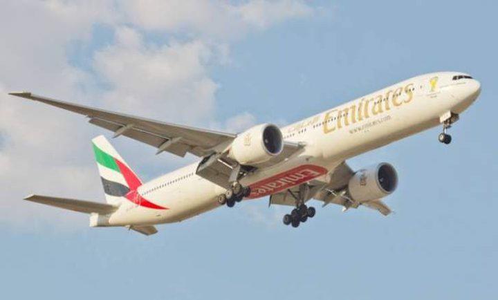 """""""طيران الإماراتية"""" تنفي تعرضها لمخطط تفجير"""