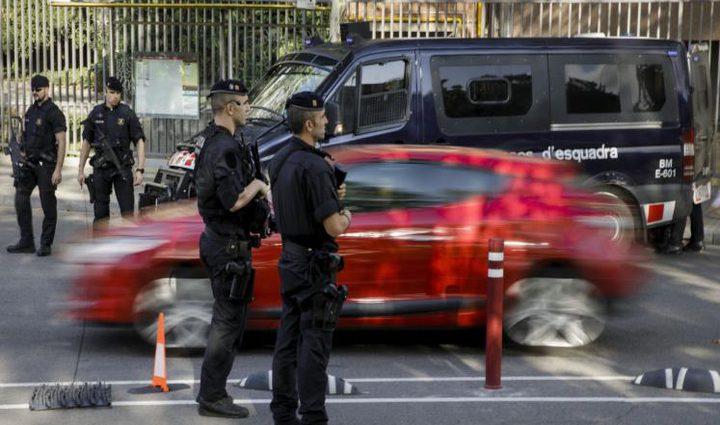 الشرطة تؤكد تحديد هوية منفذ هجوم برشلونة