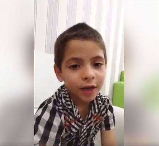 شاهد طفل من قلقيلية يمتلك قدرات كبيرة في حل عمليات حسابية بالملايين
