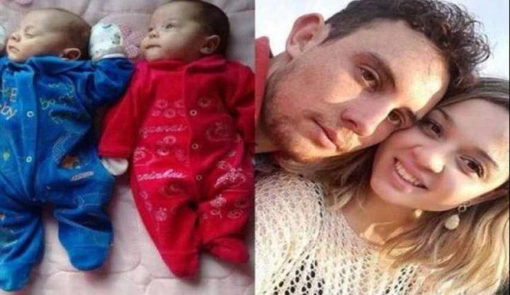 توأم عاشا 123 يوما في رحم أمهما الميتة..هذا ما فعله الأطباء