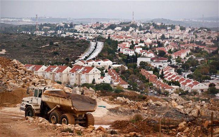5,5 مليون شيقل لبناء جدار بين مستوطنة بيت إيل ومخيم الجلزون
