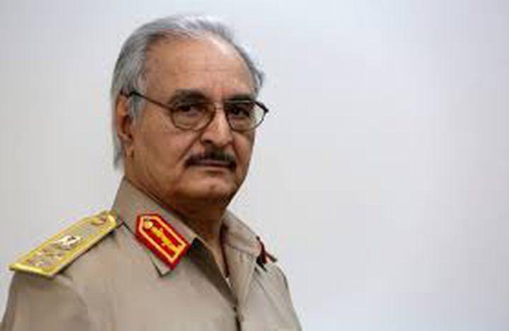 سقوط أخر معاقل الاسلاميين في بنغازي لصالح حفتر
