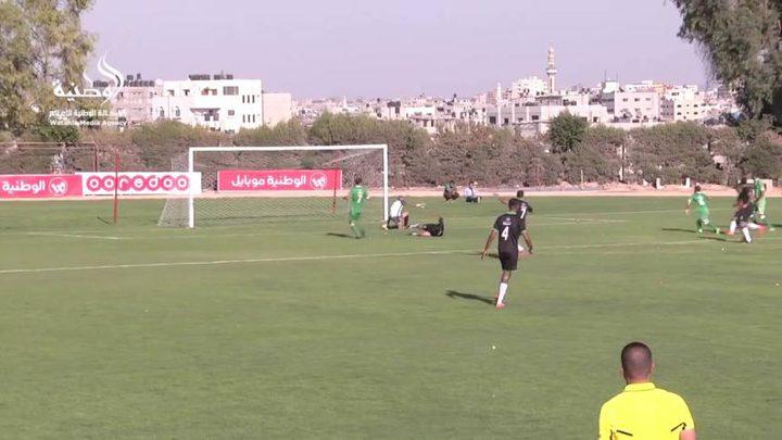 تمديد فترة تسجيل اللاعبين لأندية قطاع غزة
