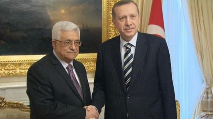 قمة فلسطينية تركية في الثامن والعشرين من الشهر الجاري
