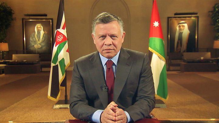 الملك عبد الله الثاني يبحث مع كوشنير آليات تحريك عملية السلام