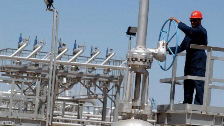 احتواء التسرب النفطي في الكويت