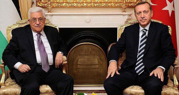 ترقب قمة فلسطينية تركية لبحث الإنقسام الفلسطيني