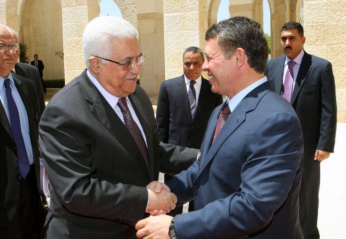 الرئيس ونظيره الأردني يستعرضان الأوضاع قبل وصول الوفد الأمريكي