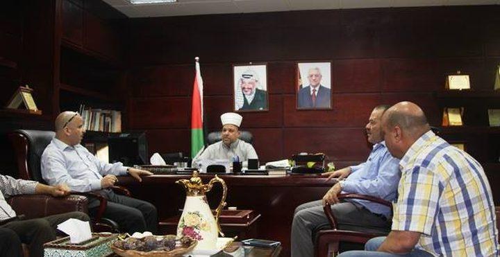 نقابة شركات الحج والعمرة الفلسطينية تشكر خادم الحرمين الشريفين