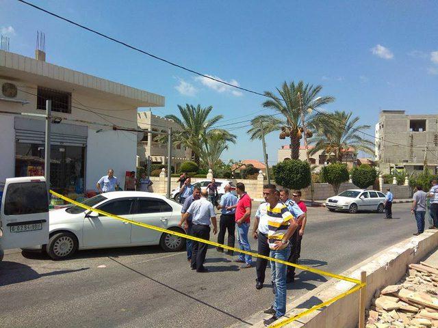 قلقيلية: مقتل مواطن برصاص مجهولين (صور)