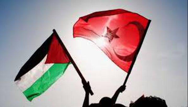فلسطين وتركيا تبحثان التعاون السياحي والثقافي