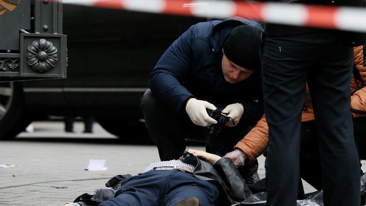 اغتيال مواطن أجنبي وسط العاصمة الأوكرانية