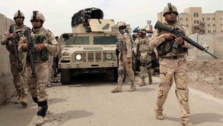 القوات العراقية تتوغل في عمق تلعفر