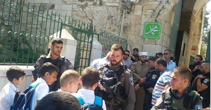 تهويد المناهج المدرسية في القدس مستمر منذ الـ67.. ولم ينته!!