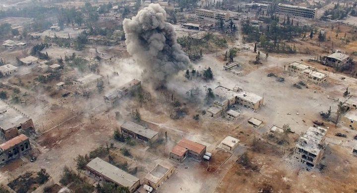 المكالمات على الخط الساخن لا تهدأ بين أمريكا وروسيا في سوريا