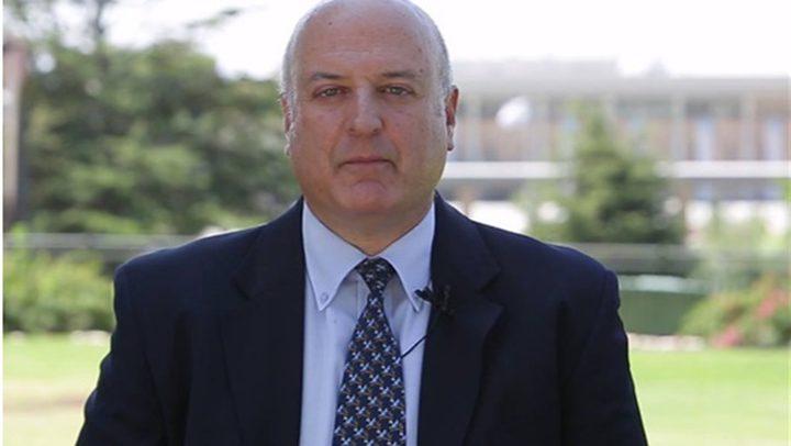 زيارة ليوم واحد.. السفير الإسرائيلي يغادر القاهرة