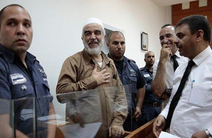 الإحتلال يتهم الشيخ رائد صلاح بالتحريض