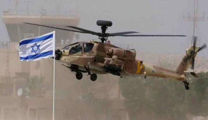 إسرائيل تقرر منع تحليق طائرات الأباتشي