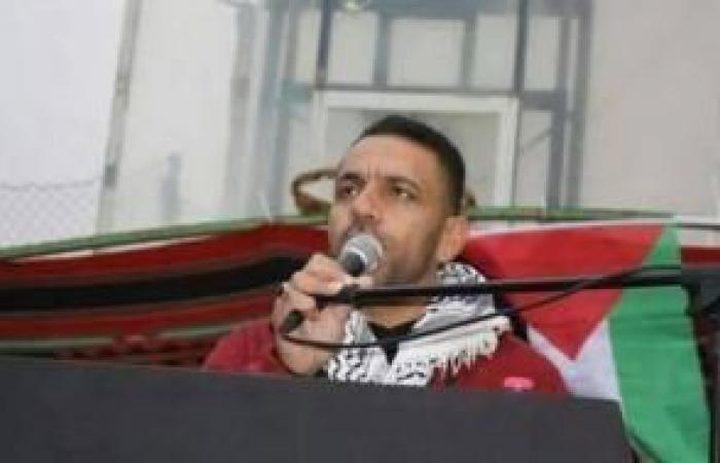 إعتقال القيادي عدنان غيث وتحويله للتحقيق