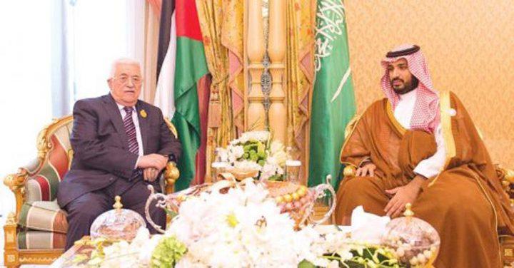 الرئيس يجري اتصالا هاتفيا مع ولي العهد السعودي