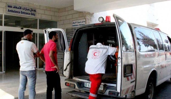 وفاة طفلة دهسها مستوطن في منطقة فروش بيت دجن