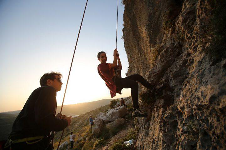 تسلق الصخور قد يساعد على مقاومة الاكتئاب